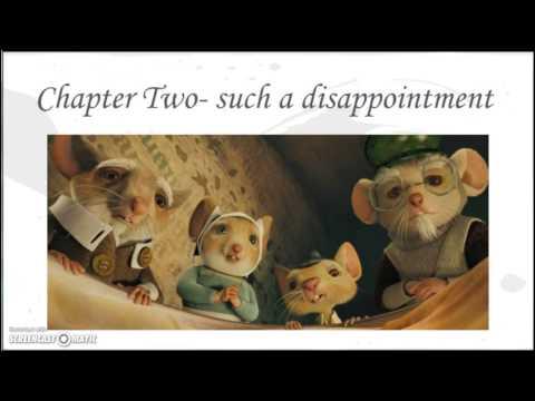 The Tale of Despereaux Ch. 1-2