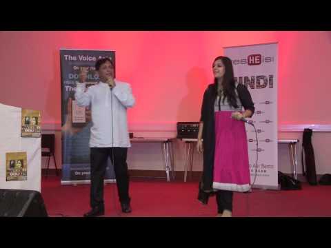 Video SONG Anil & Shreya Kant   Yesu Mere saath hai download in MP3, 3GP, MP4, WEBM, AVI, FLV January 2017