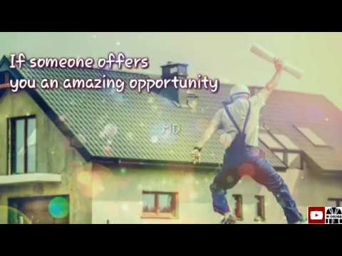 Leadership quotes - Use the opportunity  Morning motivational whatsapp status  Motivation drugs  MD