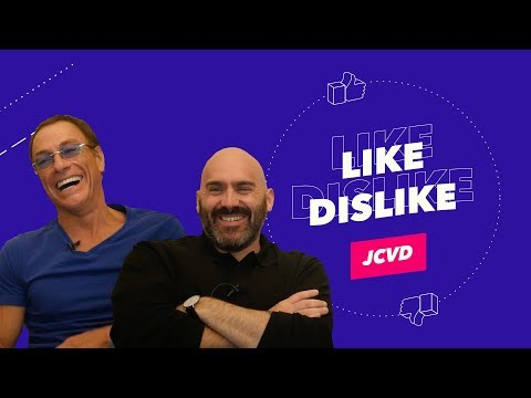 Jean-Claude Van Damme  - Like & Dislike avec Julien Leclercq, Chuck Norris & Prost