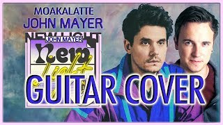 Video John Mayer - New Light - Guitar Cover (all guitar parts and solo) MP3, 3GP, MP4, WEBM, AVI, FLV Mei 2018
