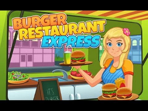 Let's Play Burger Restaurant Express