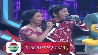 Video Pesan Ridho buat Putri Bikin Penonton DAA 3 Histeris download in MP3, 3GP, MP4, WEBM, AVI, FLV January 2017
