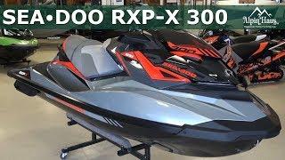 6. 2018 Sea-Doo RXP X 300