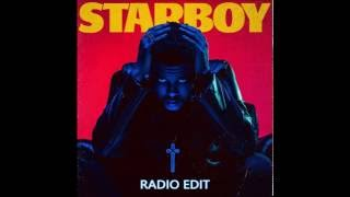 The Weeknd ft. Daft Punk - Starboy [Radio Edit] Video