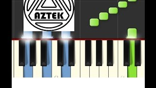 Video Labrinth - Jealous - Piano Tutorial - Synthesia MP3, 3GP, MP4, WEBM, AVI, FLV Maret 2018