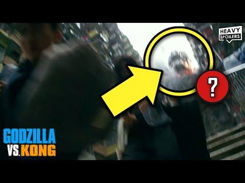 GODZILLA VS KONG - Trailer Breakdown: Is Godzilla Really The Villain Or Is It Mechagodzilla?