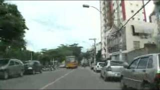 Um passeio de carro em Muriaé