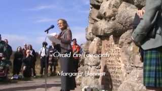 This is the first part of the Chief's Address at Comunn Gàidhllig Inbhir Nis' commemoration of the Battle of Culloden. The address is given by the societies chief, ...