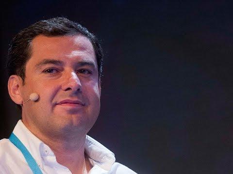 Juan Manuel Moreno - Abrir los partidos políticos