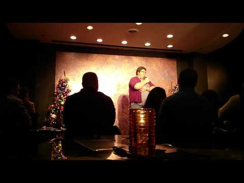 Dustin Meadows @ Columbus Funny Bone Talent Search Final Round