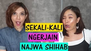 Download Video KOCAK! NAJWA SHIHAB TEBAK HARGA MAKEUP MP3 3GP MP4