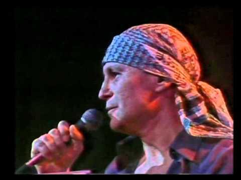 Leonardo Favio video Hoy corté una flor - Gran Rex 1999