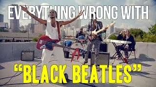 "Everything Wrong With Rae Sremmurd - ""Black Beatles"""