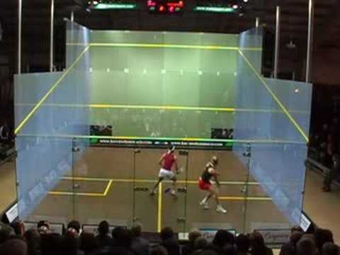 Sarah Fitz-Gerald vs Nicol David (Game 1)