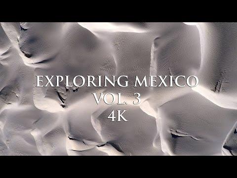 Drones exploran la belleza de la República Mexicana Vol 3