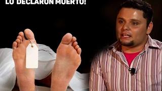 Conoce las Vivencias de Ruben Darios al ser considerado sin vida en medio de una repentina merma en su salud.