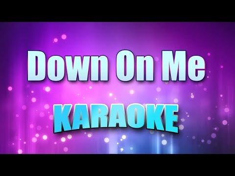 Joplin, Janis - Down On Me (Karaoke & Lyrics)