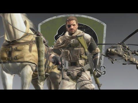 Metal Gear Solid 5: The Phantom Pain  - Metal Gear Solid V: The Phantom Pain 30 �������� �����