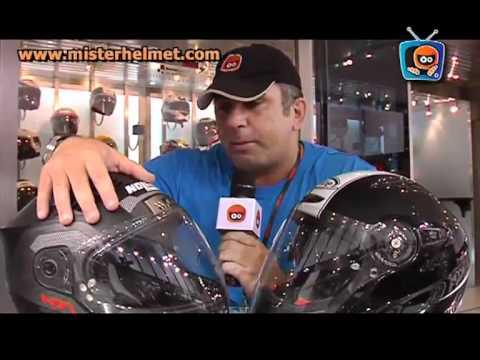 X-Lite X-402 GT & Nolan N71 helmets exclusive preview!