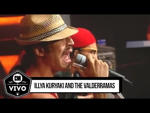 Illya Kuryaki and The Valderramas video CM Vivo 1999 - Show Completo