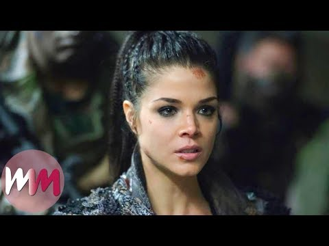 Top 10 Most Badass Characters On The 100