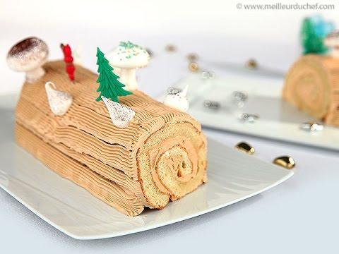 Recette de la Buche de Noël traditionnelle