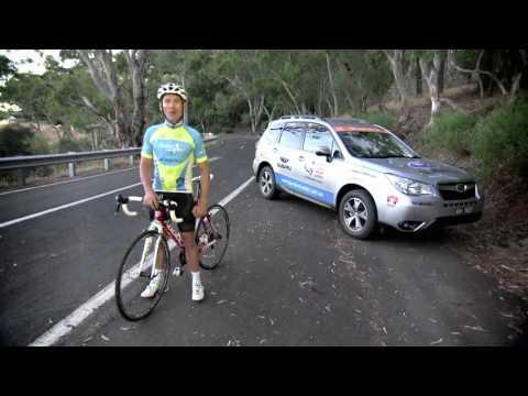 Norton Summit 2016 Robbie McEwen takes on the challenge