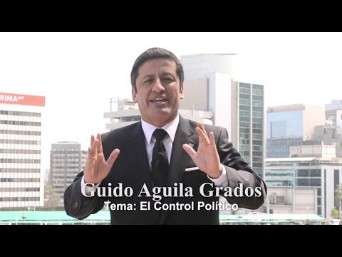 Programa 21- El Control Político - Tribuna Constitucional - Guido Aguila