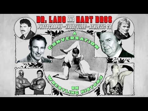 Pro Wrestling History with Dr. Mike Lano