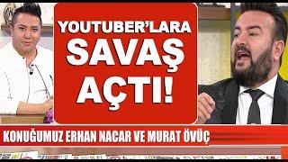 Download Video Erhan Nacar Youtuber'lara savaş açtı! Danla Bilic , Kerimcan'ın önüne geçti! MP3 3GP MP4