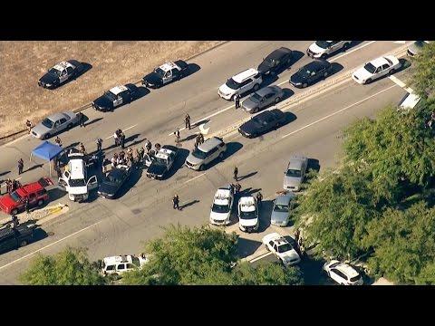 California Shooting : At Least 14 Killed in San Bernardino