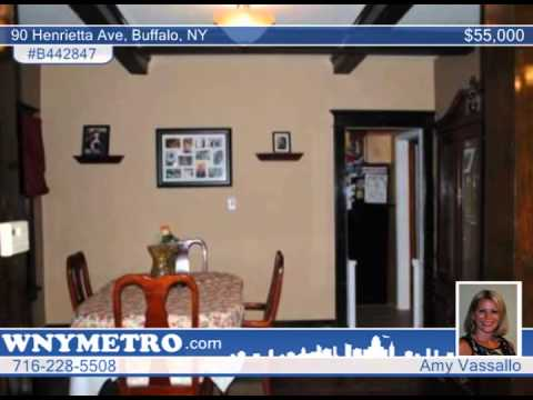 90 Henrietta Ave  Buffalo, NY Homes for Sale | wnymetro.com