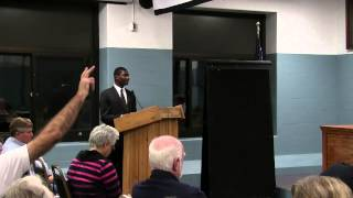 Town Board Meeting - Oct 28 2014 Part A