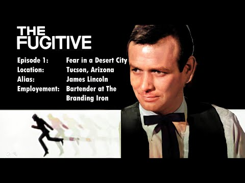 The Fugitive (Extended Pilot)