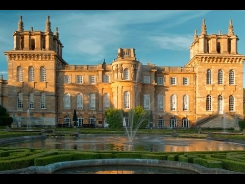 A Walk Through Blenheim Palace