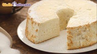 Angel food cake - recipe
