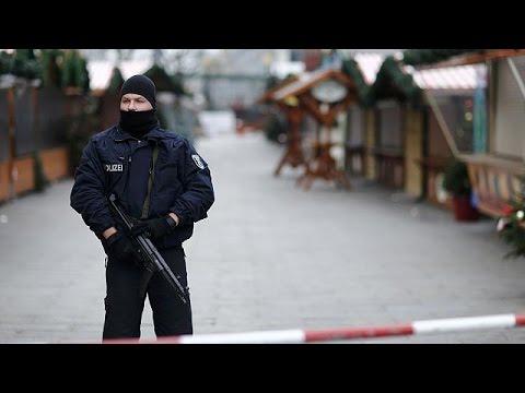 Ανθρωποκυνηγητό για τον εντοπισμό του υπόπτου της επίθεσης στο Βερολίνο