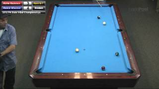 Ronnie Wiseman Vs Richie Richeson At The PA State 9-Ball Championships