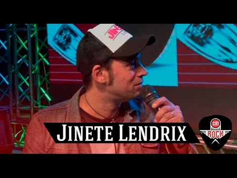 Jinete Lendrix video Entrevista CM Rock - Marzo 2017