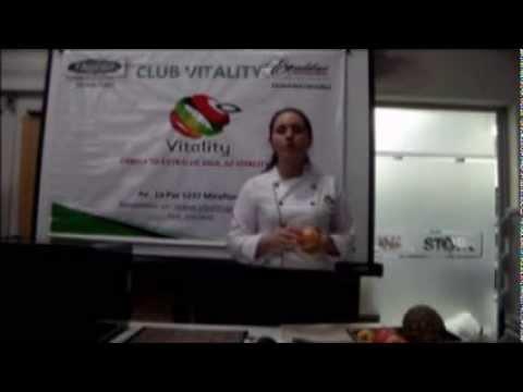 Aprenda a deshidratar manzana con la Chef Vitality Gaby Lopez