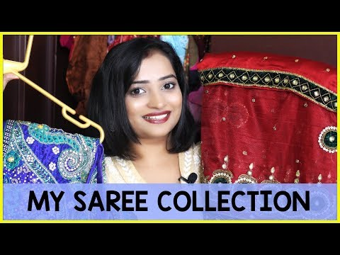My Saree Collection With Some Old Pictures Memories INDIAN MOM ON DUTY