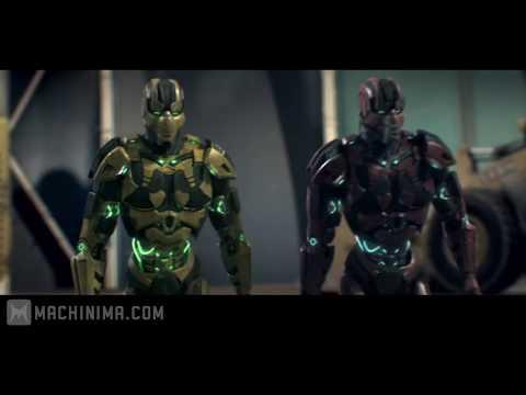 Mortal Kombat  Legacy   Ep  9  Cyrax & Sektor