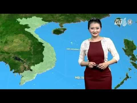 VTC14_Thời tiết Sáng ngày 02.10.2014