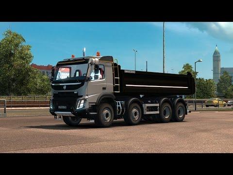 Volvo FMX Meiller Kipper 1.21.х