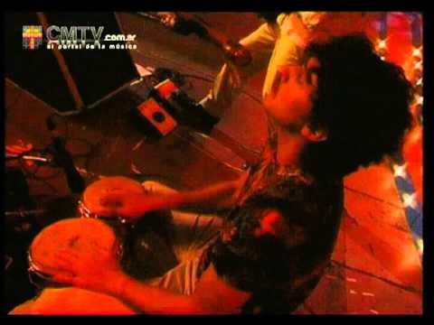 Babasónicos video El ringo - CM Vivo 1999