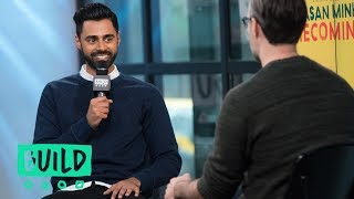 Nonton Hasan Minhaj On The Inspiration Behind The Poster For His Netflix Special