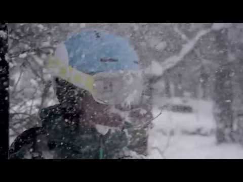 Powder in the Pyrenees -