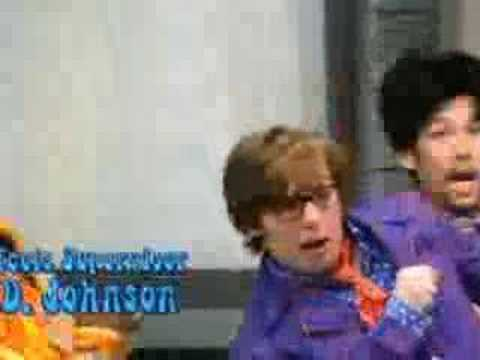 La canción de Austin Powers