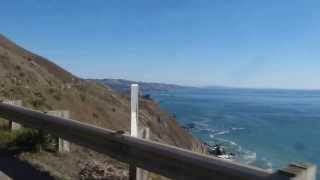 Jenner (CA) United States  City pictures : Highway 1 Mendocino to Jenner CA California 2013